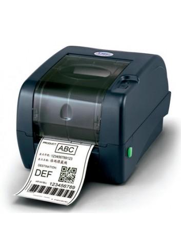 Biurkowa drukarka etykiet TSC, termotransferowa drukarka etykiet, szybka drukarka nalepek
