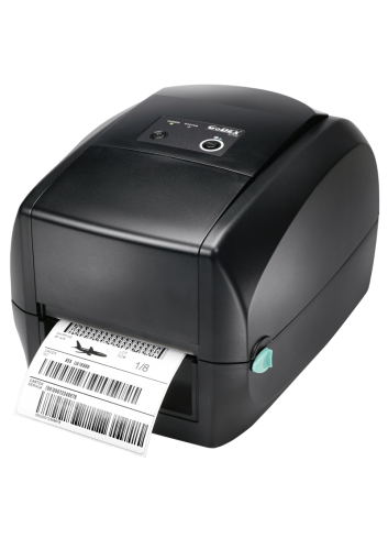 Biurkowa termotransferowa drukarka etykiet Godex, drukarka nalepek