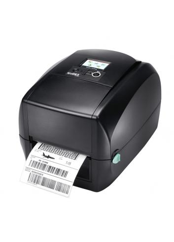 Biurkowa drukarka etykiet, termotransferowa drukarka nalepek
