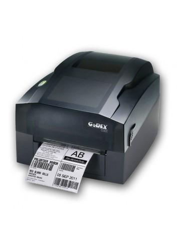 Termotransferowa biurkowa drukarka etykiet, drukarka nalepek drukuje z prędkością 102mm/sek