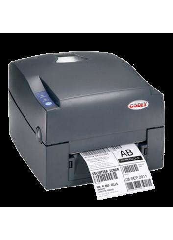 Biurkowa drukarka etykiet Godex, termotransferowa drukarka etykiet, drukarka nalepek