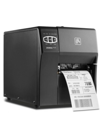 Półprzemysłowa drukarka Zebra ZT220, termotransferowa półprzemysłowa drukarka Zebra