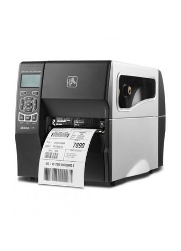 Półprzemysłowa drukarka etykiet Zebra ZT230, półprzemysłowa drukarka etykiet posiada solidną metalową obudowę