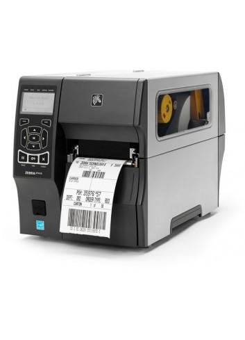 Półprzemysłowa drukarka etykiet Zebra ZT410, drukarka etykiet posiada wzmocnioną obudowę, wytrzymała drukarka etykiet