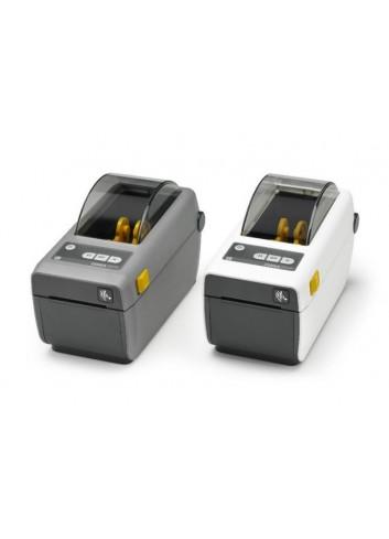 Biurkowa drukarka etykiet Zebra ZD410, kompaktowa 2 calowa drukarka nalepek