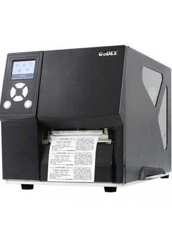 Półprzemysłowa drukarka etykiet Godex ZX420i, półprzemysłowa drukarka nalepek z 2,4 calowym ekranem LCD