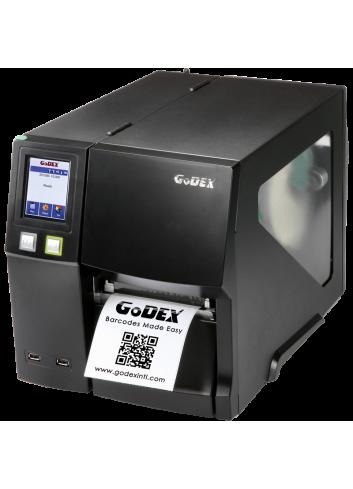 Półprzemysłowa drukarka etykiet Godex ZX1200i / ZX1300i / ZX1600i, kompaktowa drukarka naklejek