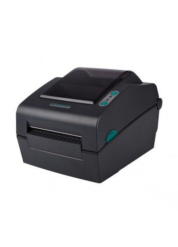Biurkowa drukarka etykiet Metapace L-42D, termiczna drukarka nalepek