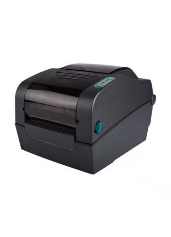 Biurkowa drukarka etykiet Metapace L-42DT, szybka termotransferowa drukarka nalepek