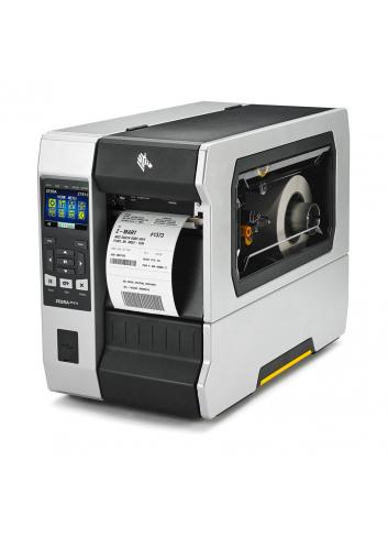 Przemysłowa drukarka etykiet Zebra ZT610, przemysłowa termotransferowa drukarka nalepek Zebra ZT610