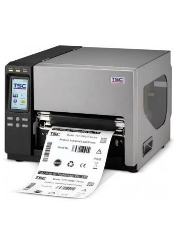 Przemysłowa drukarka etykiet TSC TTP-286MT / TTP-386MT, termotransferowa drukarka naklejek TSC