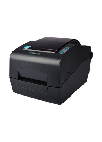 Biurkowa drukarka etykiet Metapace L-42T, szybka drukarka nalepek