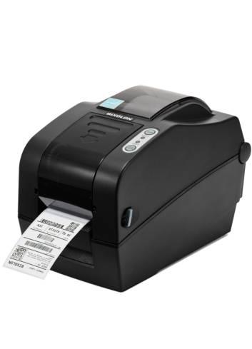 Biurkowa drukarka etykiet Bixolon, termotransferowa drukarka nalepek