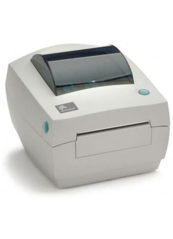 Biurkowa drukarka etykiet Zebra, szybki wydruk nalepek w technologii termotransferowej lub termicznej