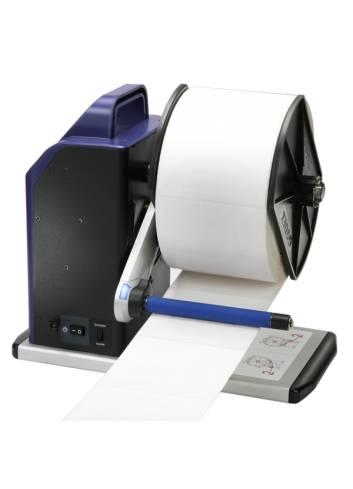 Zewnętrzny nawijak etykiet samoprzylepnych marki Godex T10, nawija etykiet o max szerokości 120mm.