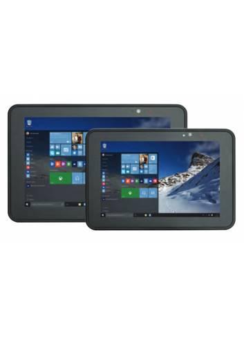 Przemysłowy tablet, odporny i wytrzymały, Zebra ET51. system Windows 10