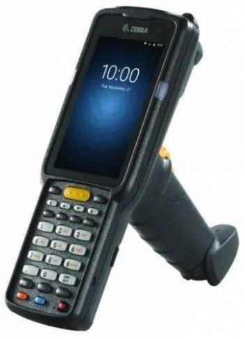 komputer mobilny Zebra MC3300, kontynuacja serii MC3200.