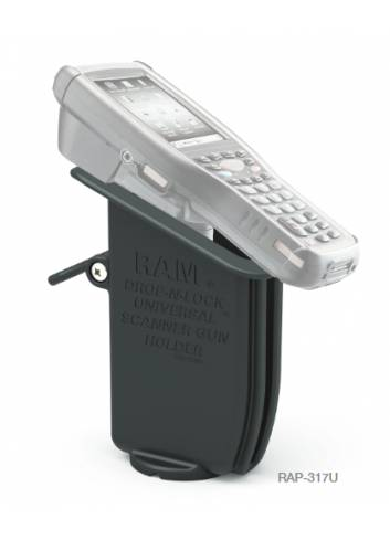 RAM® Drop-N-Lock™ Scanner Gun Holder RAP-317U