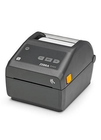 Biurkowa drukarka etykiet Zebra ZD420, termiczna lub termotransferowa drukarka nalepek