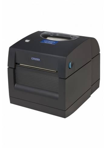 Biurkowa drukarka etykiet Citizen CL-S300, termiczna drukarka nalepek, kompaktowa drukarka etykiet