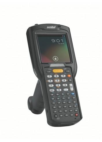 Komputer mobilny Zebra MC3200, wytrzymałe i solidne urządzenie na magazyn czy inne ciężkie warunki.