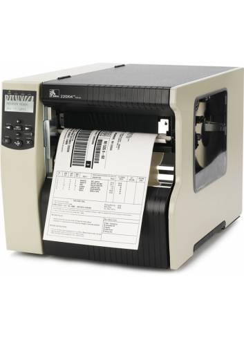 Przemysłowa drukarka etykiet Zebra 220Xi4, Zebra 220Xi4 to drukarka nalepek przemysłowa