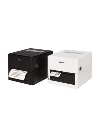 Biurkowa drukarka etykiet Citizen CL-E300, termiczna drukarka nalepek, wysoka jakość wydruku etykiet