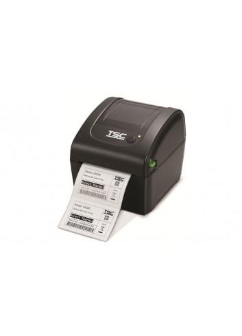 Biurkowa drukarka etykiet TSC, drukarka nalepek posiada zegar czasu rzeczywistego