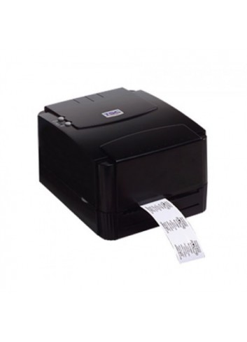 Biurkowa drukarka etykiet TSC TTP-244 PRO, termotransferowa drukarka nalepek TSC TTP-244 PRO