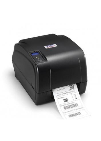 Biurkowa drukarka etykiet TSC, termotransferowa drukarka nalepek TSC