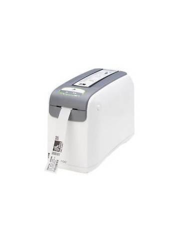 Drukarka do opasek na rękę Zebra HC100. Drukarka do opasek identyfikacyjnych dla pacjentów.